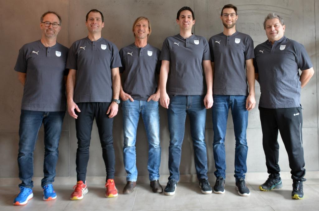 Abteilungsleitung TSV Bernau Fußball