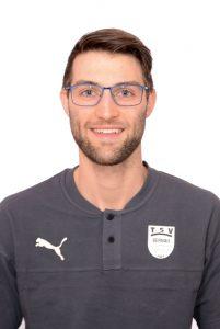 Matthias Hartl - Kassier TSV Bernau Fußballabteilung