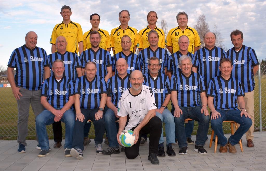 TSV Bernau AH-Mannschaft Saison 2019/2020