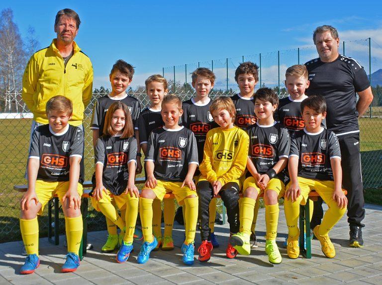 TSV Bernau U10 Saison 2019/2020