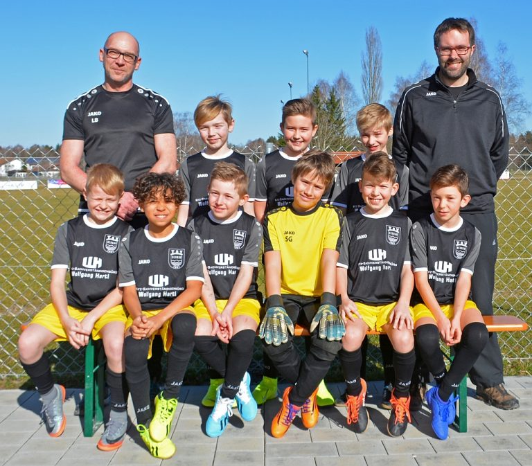 TSV Bernau U11a Saison 2019/2020