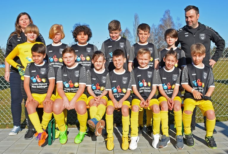 TSV Bernau U11b Saison 2019/2020