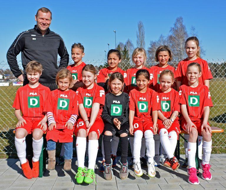 TSV Bernau U11 Mädchen Saison 2019/2020
