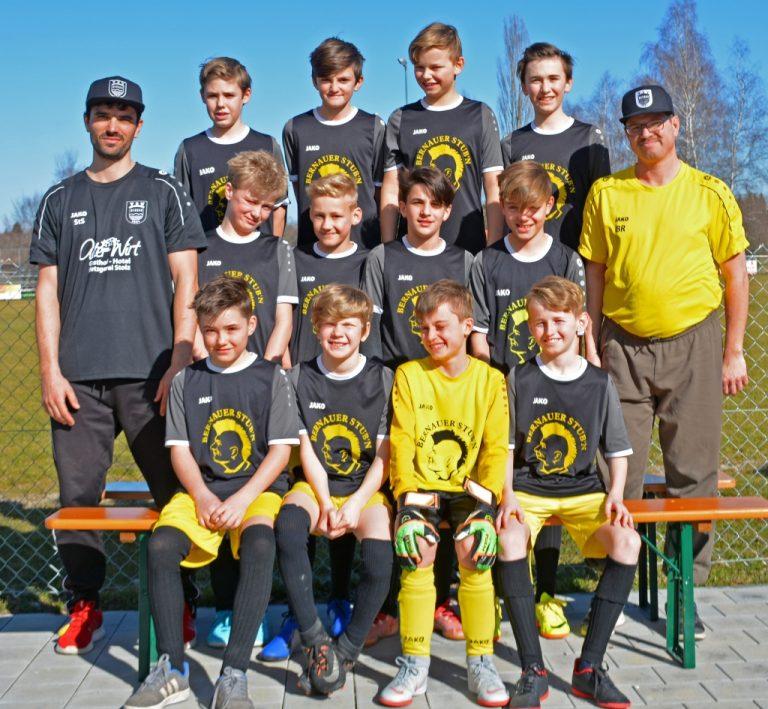 TSV Bernau U13a Saison 2019/2020