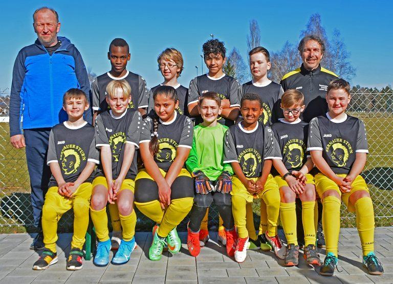 TSV Bernau U13b Saison 2019/2020