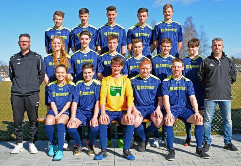TSV Bernau U17 Saison 2019/2020