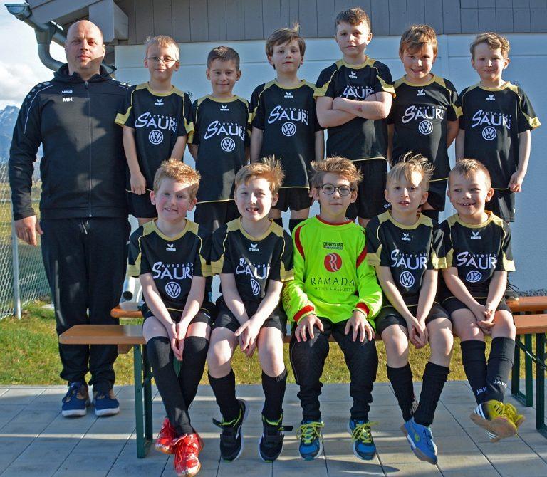 TSV Bernau U8 Saison 2019/2020
