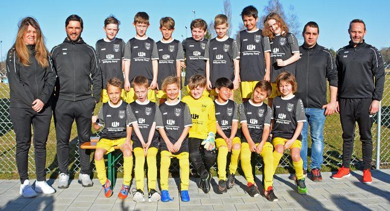TSV Bernau U9 Saison 2019/2020