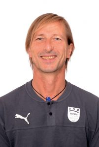 Horst Oberholzner - Jugendleiter Großfeld TSV Bernau Fußballabteilung