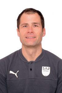 Donat Steindlmüller - 1. Abteilungsleiter TSV Bernau Fußballabteilung