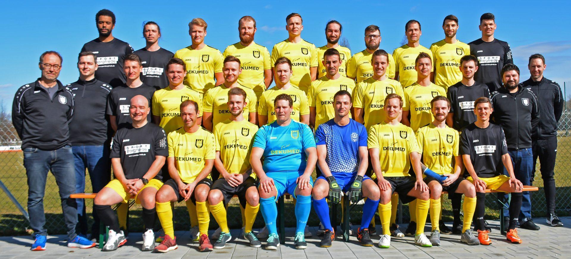 TSV Bernau Herrenmannschaft Saison 2019/2020