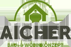 Sponsor TSV Bernau Fußballabteilung - Aicher Bau- & Wohnkonzept