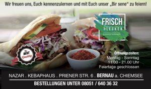 Sponsor TSV Bernau Fußballabteilung - Nazar Kebaphaus