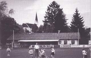 Vereinsgelände TSV Bernau Widholzerstr.