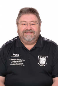 Erik Ammersdörfer - Ehrenmitglied TSV Bernau Fußballabteilung