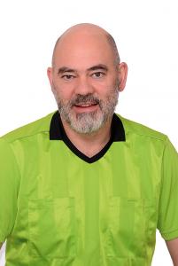 Michael Hofbauer - Schiedsrichter TSV Bernau