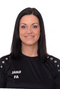 Fanny Albersinger - Beauftragte Werbung TSV Bernau