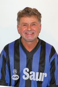 Alois Hirmer - Platzwart TSV Bernau