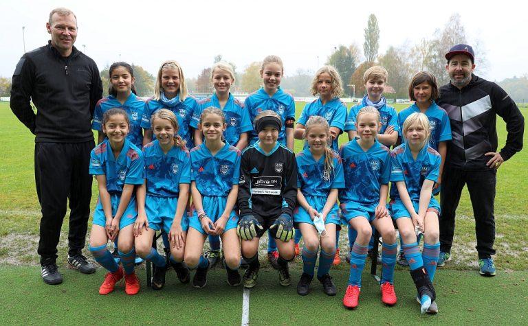 TSV Bernau U13 Mädchen Saison 2020/2021