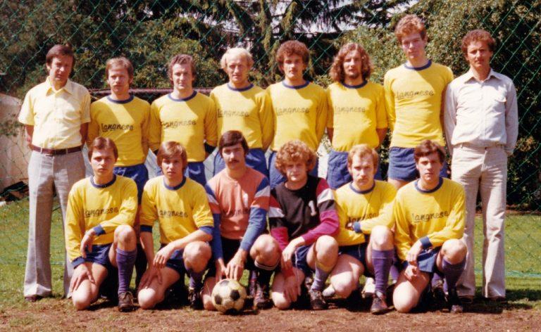 TSV Bernau historische Mannschaft