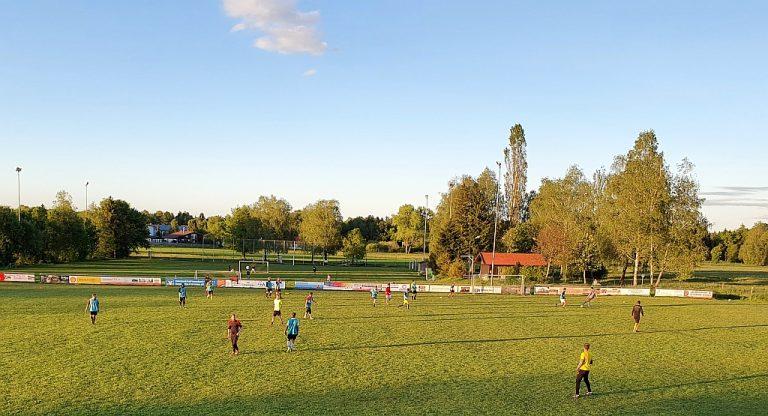 Trainingsstart Herren TSV Bernau