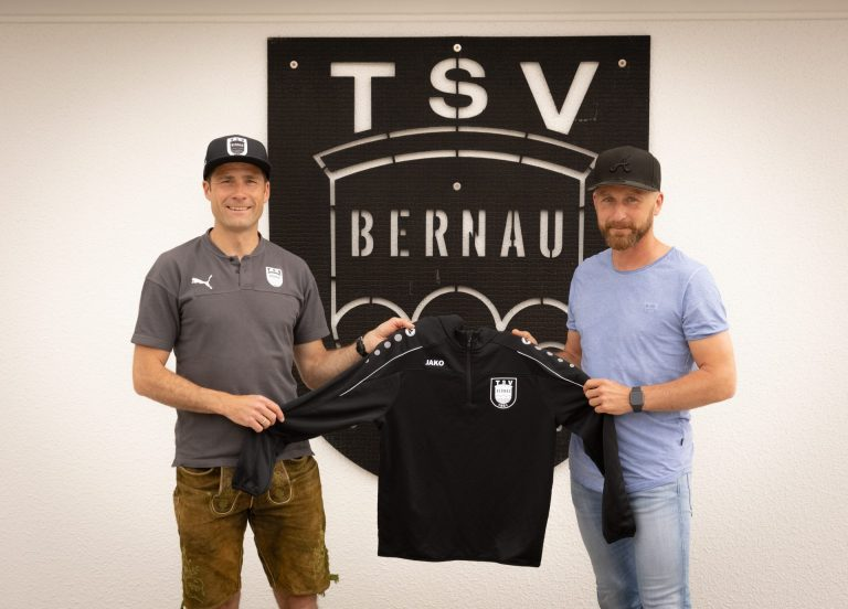 Helmut Wirth - Trainer 1. Mannschaft TSV Bernau