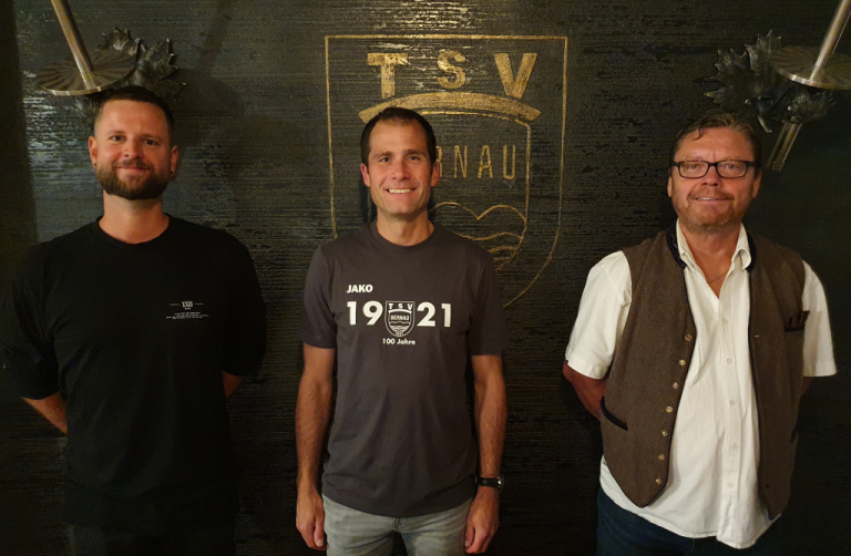 Ehrungen Jahreshauptversammlung 2021 - TSV Bernau Fußballabteilung