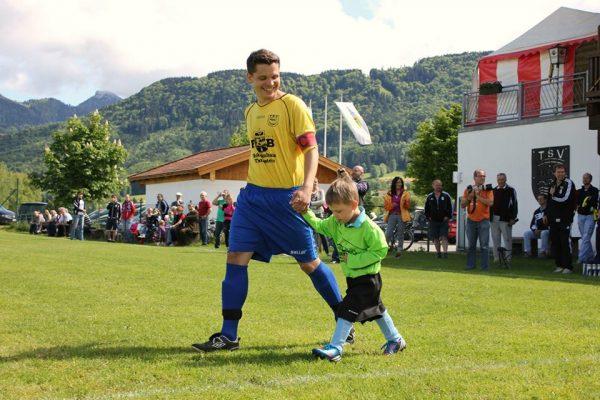 Hand in Hand mit dem TSV Bernau - werde unser Partner!