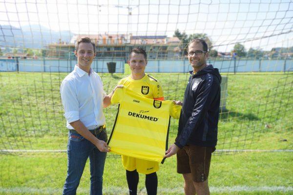 Sponsor TSV Bernau Fußballabteilung - Dekumed